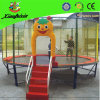 Big Size Outdoor Trampoline for Children (LG067)