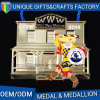 2016 New Style Metal Medal as Memorable Gifts