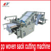China Supplier Auto Cutting Machinery for Plastic PP Woven Sack Roll