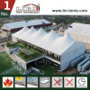 White Fire Retardant 10X 10m Aluminum Double Decker Tents Meeting Room, Temporay Office for Sale