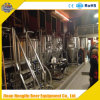 Industrial Beer Brewery Equipment, 2000L Steam Heating Beer Making System