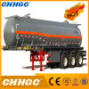 Hot Selling Chemical Liquid and Oil Shipment Tanker Trailers