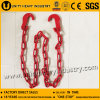 Factory Supply Metal Black Lashing Chain