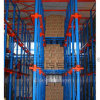 Heavy Duty Pallet Drive Through Pallet Racking with Cold Rolled Steel