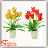a Variety of Color and Plastic Artificial Flowers for Wholesale