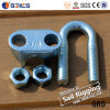 Us Type Malleable Iron Zinc Plated Wire Rope Clip