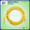 High Speed Computer Cable CAT6 23AWG Patch Cord Cable