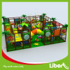 Indoor Playground with Basketball Hoop
