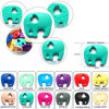 Custom-Made Silicone Teether for Baby/Infant/Kids