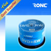 DVDR DVD-R 8X 4.7GB Blank Media Logo Printed