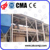 2 Years′ Wanty Rotary Kiln for Calcining Cement Clinker Product Line