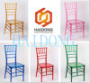 Colored Resin Chiavari Chair Rental