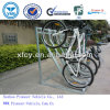 New Design Semi-Vertical Bike Parking Rack Bike Racks (ISO SGS SUV Approved)