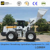 Heavy Wheel Loader with Air Conditioner and Hydraulic Pump