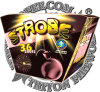Strobe 36 Shots Fan Cake Fireworks/High Quality with The Best Pricee