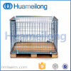 Stackable Foldable Steel Wire Mesh Collapsible Cage Pallet