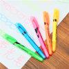 The Solid Fluorescence Pen Gel Highlighter Marker Pen
