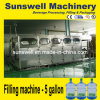 5 Gallon /18L/19L/18.9L Bottled/Barrel Pure Water/Drinking Water Filling Machine /Filling Line