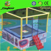 Square Mini Trampoline with Ladder (LG050)