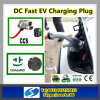 Fast Electric Car Charging Station with Chademo Connector