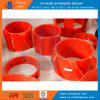 API Solid Body Spiral Blade Rigid Centralizer