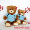 Soft Fur T-Shirt Bear Toy