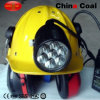 (BSM2) Miner Personal Protective Helmet with Flashlight Clip