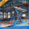 Scissor Type Floor to Floor Vertical Hydraulic Car Elevator