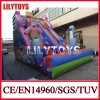New Inflatable Dry Slide From Lilytoys