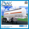 Steel Aluminum Fuel Transport LPG Tank Trailer