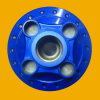 Reliable Motorcycle Rear Hub, Rear Wheel Hub for Cg125