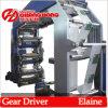 Belt Drive-- High Speed 6 Colors Flexo Printing Machine (CJ886)
