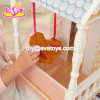 New Design Beautiful Princess Wooden Dollhouse for Children W06A218
