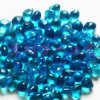 Blue Round Micro Crystal Pebble
