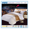 Super Soft Hotel Bed Sheet with 3cm Stripe Fabric