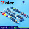 18 Teeth Chrome Plated Aluminum Potentiometer Knob