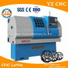 Wrc22 with Syntec Controller Horizontal Style Alloy Wheel CNC Lathe Machining