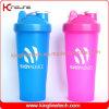 600ml Bpa Free Blender Shaker Bottle with Mixer Ball Inside (KL-7010)