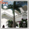Indoor Decorative Fiber Glass Artificial Coconut Palm Tree