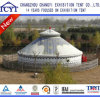 Double Coated PVC Waterproof Winter Mongonlian Tent for Accommodation