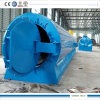 Long Pyrolysis Reactor Tire Recycling Machinery 15ton