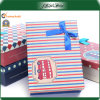 Beautiful Fashion Reusable Colored Gift Paper Box for Christmas