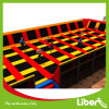 Large Kids Indoor Trampoline Court with Customized Design