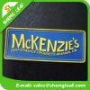 Customized Raised Logo Cloth Soft PVC Rubber Label