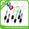 Different Style Plastic Custom Logo Ballpoint Pen (SLF-PP050)