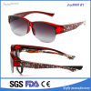Hot Sale New Trendy Design Fashion Style Red Frame Eyeglasses