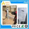 80W Street Light Solar Outdoor Garden LED Lighting with PIR Sensor
