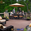 Crack-Resistant Outdoor Portable WPC Decking