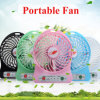 2016 LED Light Portable Rechargeable Handheld Mini Fan (F95B)