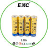 AA Alikaline Battery Lr6 1.5V Dry Cell Battery Gold Blister Peaking
